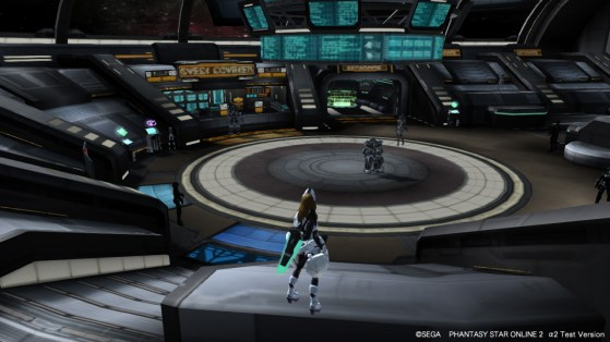 PSO2 first screenshot